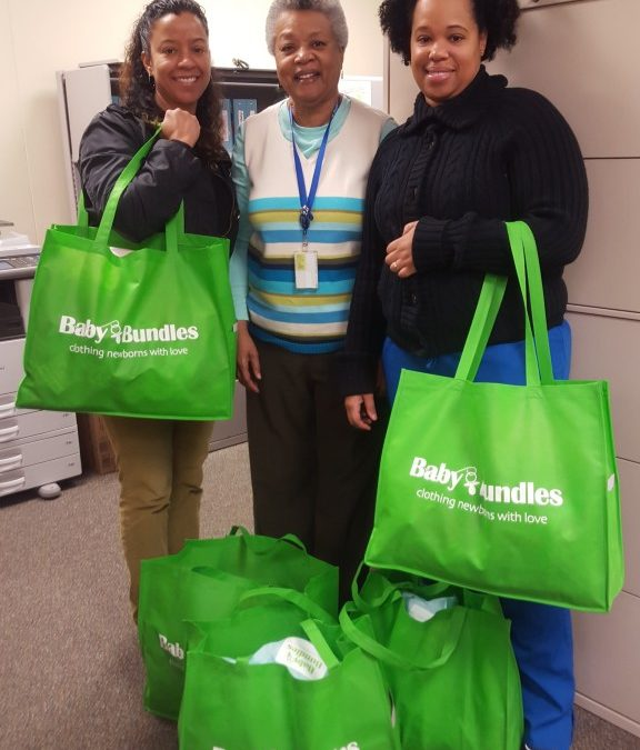 Baby Bundles Makes First Delivery to Healthy Families